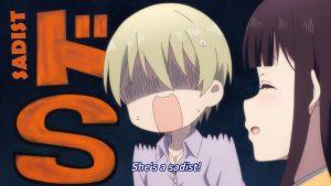 Blend S episode 5. Nii-sama fansubs.